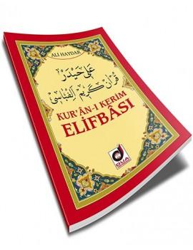 Kur`an-ı Kerim Elifbası (Ali Haydar)